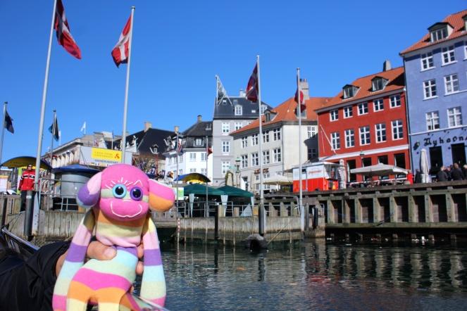 Yay - we're in Copenhagen!