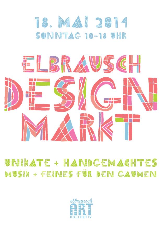Elbrausch Sommer Design Markt 2014