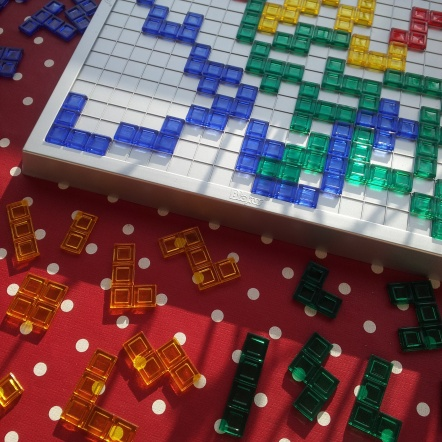 Blokus is a fantastic game for young and old!