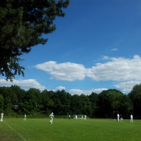 THCC Rot-Gelb Cricket Club, Hamburg, Germany