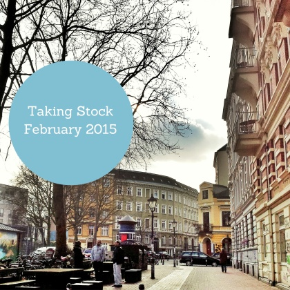 Taking Stock February 2015 gus and ollie hamburg germany etsy handmade