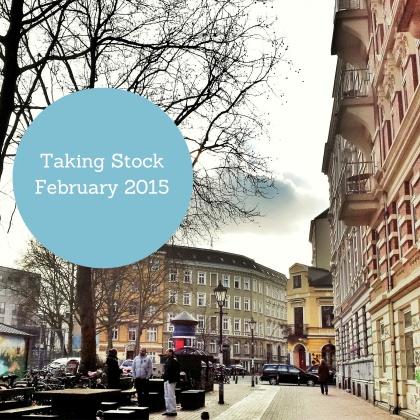Taking Stock February 2015 gus and ollie hamburg germany etsy handmade