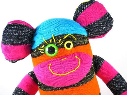 gus and ollie, handmade in hamburg, Germany, baby, instagram, sock monkey