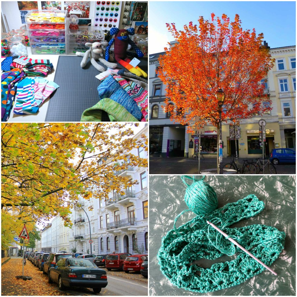 one plus four = life, gus and ollie, handmade in hamburg, Germany, baby, instagram, sock monkey, myles, yarn, wool, shop